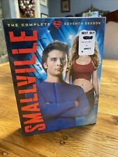 Smallville The Complete Seventh Season Dvd 2008 6-Disc Set Sealed Tv Show Cw