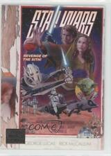 2012 Topps Star Wars Galaxy Series 7 #99 Revenge Of The Tribute Card 0j6