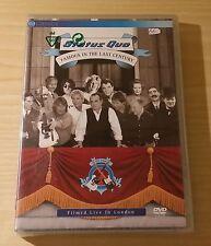 STATUS QUO - FAMOUS IN THE LAST CENTURY - DVD SIGILLATO (SEALED)