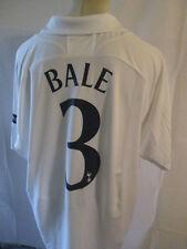 Tottenham Hotspur Espuelas 2010-2011 Bale Home Football Shirt Talla Xxl / 34267