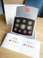 2000 Royal Mint Executive proof set