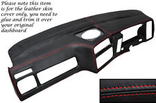 Red Stitch Dash Dashboard Cover Fits Ford Sierra Mk1 RS Cosworth Sapphire 4x4