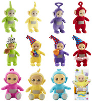 Teletubbies - Talking Plush Soft Toy - Various Designs - Brand New & Boxed