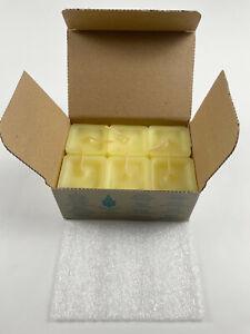 Partylite Square Votive Candles Spiced Vanilla Scent New in Box