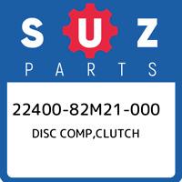 22400-82M21-000 Suzuki Disc comp,clutch 2240082M21000, New Genuine OEM Part