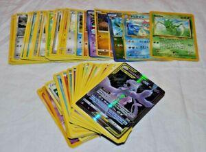 JOB LOT 83 x Pokemon Cards Bundle. Some Rare. 1st Edition.