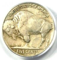 1937-D 3 Legs Buffalo Nickel 5C (Three Legged) - Certified PCGS VF20 - Rare Coin