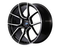 RAYS Gram LIGHTS AZURE 57ANA Wheels 19x7.5J +45 5x114.3 set of 4 from JAPAN