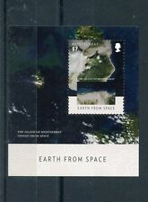 Montserrat 2015 MNH Earth from Space 1v S/S Aerial Photography