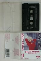 Dolly Parton Greatest Hits Cassette Free Shipping In Canada