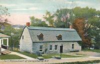 CANOJOHARIE NY – Fort Rensselaer - 1911