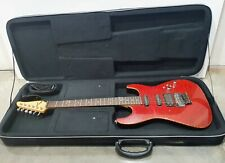 Tom Anderson Maple Droptop 1992 Cajun Red