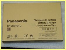 PANASONIC CF-VCBTB1U BATTERY CHARGER + AC ADAPTER CF18 19 28 29 48 51 52 73 74