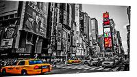 Leinwand NY NewYork USA Großstadt Bilder Wandbilder - Hochwertiger Kunstdruck
