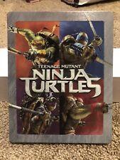 Teenage Mutant Ninja Turtles (2014) Blu-ray/DVD Best Buy Exclusive SteelBook