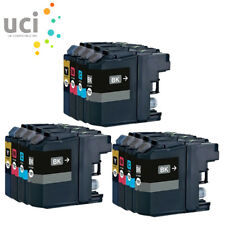 12x Ink Catridge UCI® fit Brother LC3211 DCP-J772DW J774DW MFC-J890DW J895DW
