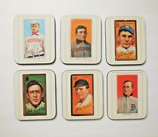 Jason Coasters 1991 Boxed Set Six Baseball Greats
