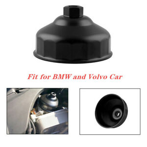 1PCS Oil Filter Wrench Housing Cap Remover Tool 86MM 16 Flute Fit For BMW Volvo