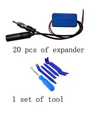 20 pcs of FM Band Expander and 1 set of tool