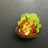 Magical Musical Moments - Can You Feel The Love Tonight L.Green Disney Pin 17648