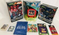 MIGHTY MORPHIN POWER RANGERS COLLECTOR?S 1993-2018 VINTAGE LOT