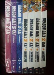 Dragon Ball Z Kai: Complete Series 1-7 Final Chapters (DVD AU) R4 AU *Pre Order