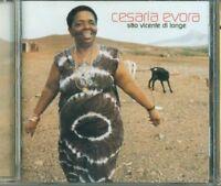 Cesaria Evora - Sao Vicente Di Longe Cd Ottimo