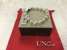 UNOde50 Snowflake Bracelet - Silver