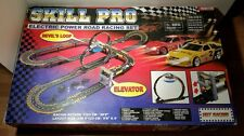 Golden Bright Skill Pro Electric Power Road Racing Set Slot Car EXTREMELY RARE