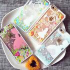 Luxury Bling Quicksand Cute Princess Design Plastic Hard Case for iPhone 6 6Plus