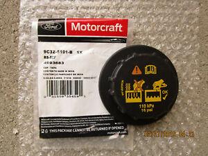 FORD LINCOLN 9C3Z-8101-B MOTORCRAFT RS-527 RADIATOR ENGINE COOLANT FLUID CAP NEW