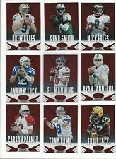 2014 PANINI CERTIFIED  -  RED CAMO CAMOUFLAGE HOT BOX PARALLEL - WHO DO YOU NEED