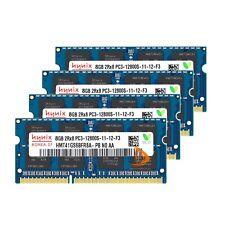 Hynix DDR3 RAM 32GB 4x 8GB 2RX8 1600mhz PC3-12800 Laptop Memory iMac 27 Late2012