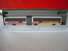 HERPA série limitée BUS CAR Setra Régional SG221UL  en boite 1/87
