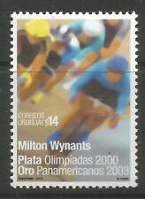 STAMPS-URUGUAY. 2003. Wynants Cycle Medalist Commemorative. SG: 2850. MNH.