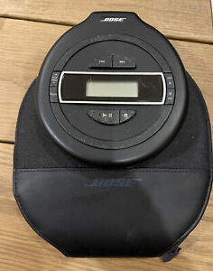 Bose PM-1 Portable Compact Disc CD Player With Bose Case