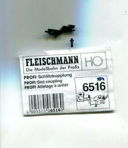 Fleischmann H0 6516, 1 Stück PROFI-Schlitzkupplung