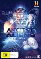 Ancient Aliens : Season 9 DVD : NEW