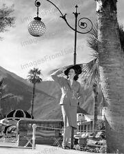 8x10 Print Gail Patrick Palm Springs California 1941 by Clarence Bull #GP01