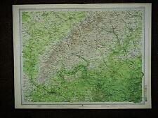 1903 MAP ~ Aylesbury lettura Henley sul Tamigi GRANDE Marlow & Villaggi
