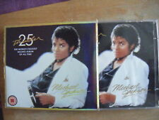 Michael Jackson - Thriller - CD + DVD with slip case