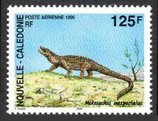 New Caledonia C274, MNH. Mekosuchus Inexpactatus (Australasian crocodiles), 1996
