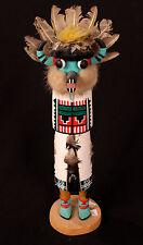 "Hopi Zuni Shalako Kachina 12 1/2"" ht c.1950"