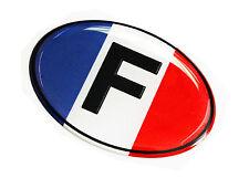 1 Auto Adhesif Autocollant Voiture Laptop Sticker Logo Emblème France Drapeau