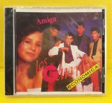 Los Gamma (AMIGA) - CD Nuevo Sellado HTF Baladas Tex mex free shipping