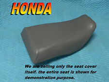 Honda TRX350 Fourtrax New seat cover 1986-89 TRX350D Foreman TRX 350 gray 905A