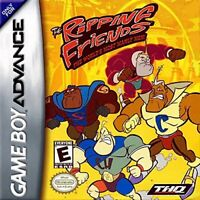 The Ripping Friends - Nintendo Game Boy Advance