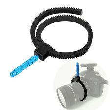 Adjustable Flexible Gear Ring Belt w/Hand For DSLR Camera Follow Focus Zoom Lens