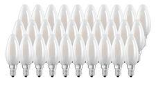 OSRAM 3er-pack E14 LED Kerze Base Classic 4 0w 470lm Glas Warmweiss