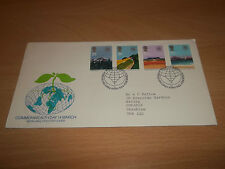 FIRST DAY COVER ROYAL MAIL COMMONWEALTH DAY 14 MARCH ~ 9 MARCH 1983
